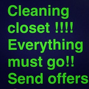 Send offers!!